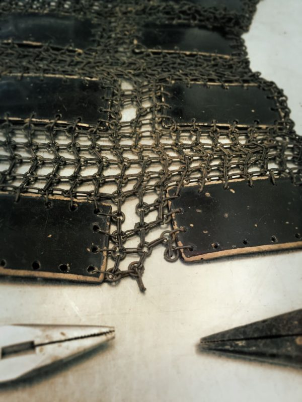 japanese samurai armour restoration services